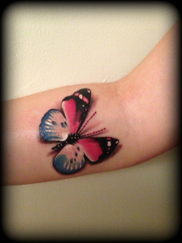 Tatuaże Na łokciu 2