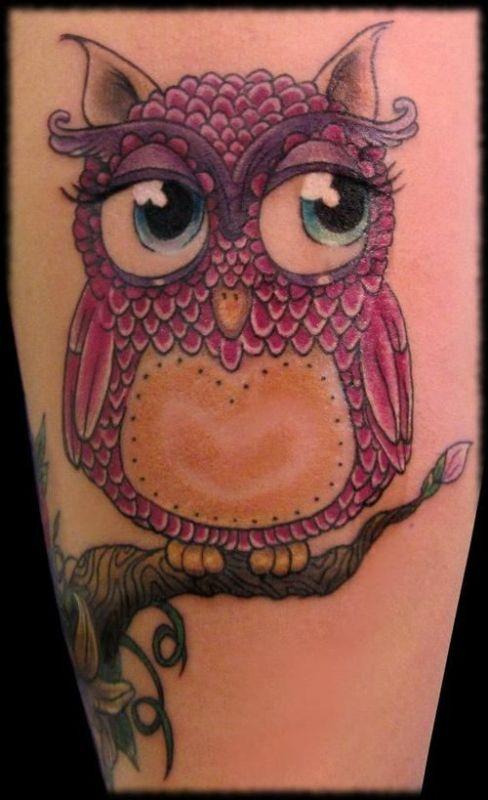 Tatuaże Na Nodze 3
