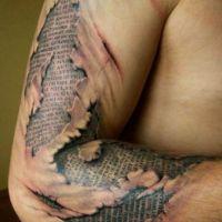 Napisy pod skórą