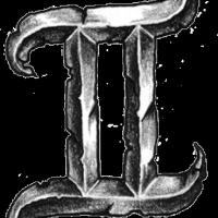 Symbol bliźniąt znak zodiaku wzór
