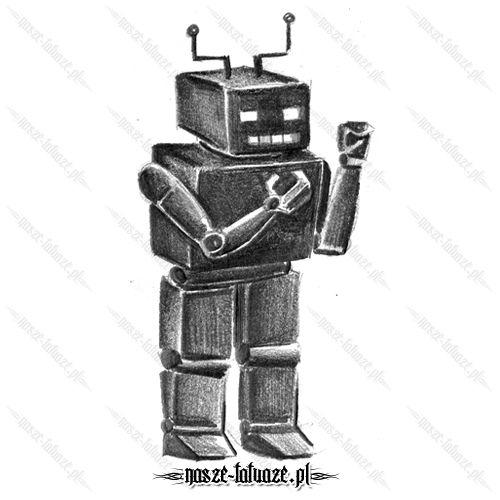 Kwadratowy robot