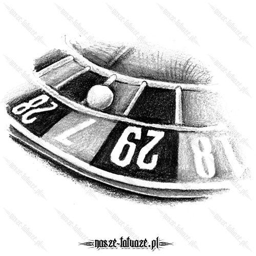 Ruletka z cyfrą siedem