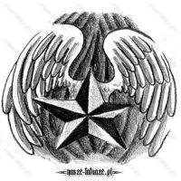 Gwiazda ze skrzydłami