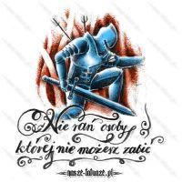 Niebieski rycerz