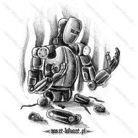 Robot w częściach