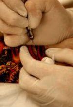 """Najczęstsze pytanie to """"czy tatuaże bolą"""""""