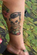 Co zrobić ze starym i brzydkim tatuażem
